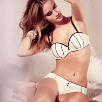 Rosie Huntington graces Monsoon 2010 ad campaign