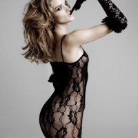 Rosie Huntington-Whiteley covers DT