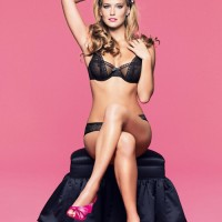 Bar Rafaeli in Sexy Lingerie of Autumn-Winter 2010 Collection