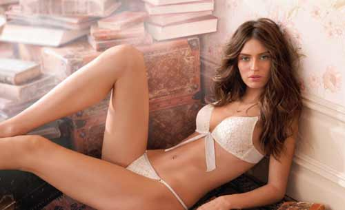 Bianca Balti For Intimissimi lingerie Summer 2010 5