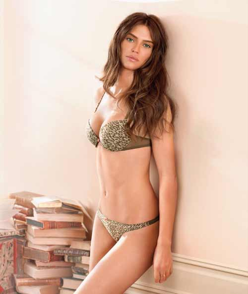 Bianca Balti For Intimissimi lingerie Summer 2010 6