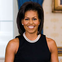 Michelle Obama Spends $50,000 on lingerie Shopping