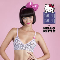 Hanky Panky Collaborates with Hello Kitty to Launch New Lingerie Line