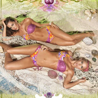 Paradizia Siren In Love 2012 Swimwear Collection