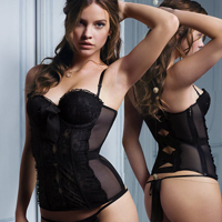 Barbara Palvin for Victoria's Secret Lingerie May 2012