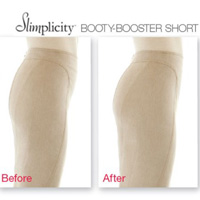 Spanx Slimpicity Booty Booster Shorts