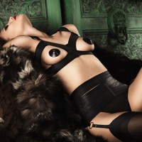 Lingerie For Seduction &#8211; Bordelle Fall/ Winter 2012/ 2013 Collection