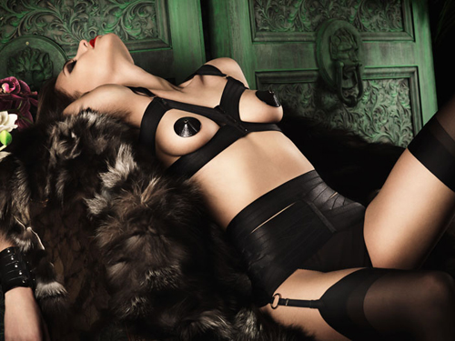 Bordelle Lingerie Fall-Winter 2012