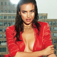 Irina Shayk Spices Up GQ Germany
