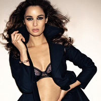 New Bond Girl Berenice Marlohe Strips Off For GQ