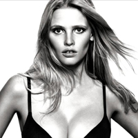 Extraordinary Lara Stone Does Calvin Klein Lingerie Campaign