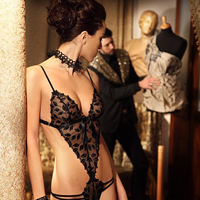 Fall Winter 2012 Lingerie Collection by Christies and Naory
