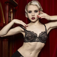 Dotties Delights Fall Winter 2012 Lingerie Collection