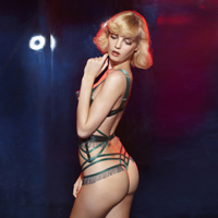 Soiree Fall Winter 2012 Collection by Agent Provocateur