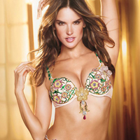Victorias Secret Released Fantasy Bra
