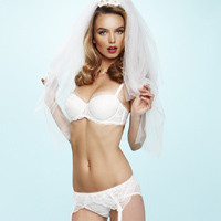 Collete Dinnigan Bridal Lingerie Collection