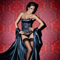 Lauma Fall Winter 2012-2013 Lingerie Collection