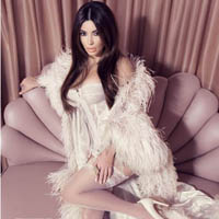 Kim Kardashian Shows Off Her Famous Curves on 'Factice' Magazine Cover