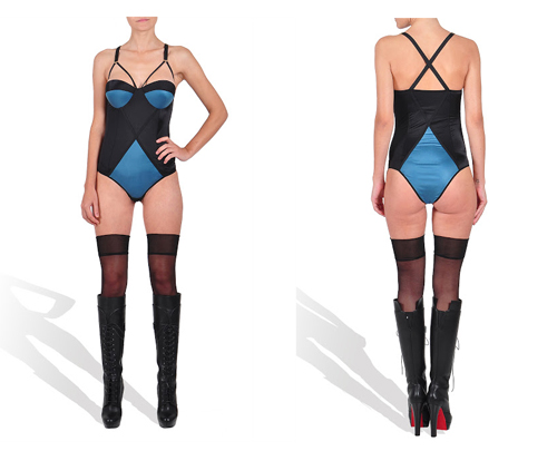 Mythic Birds Collection by Lidique Lingerie