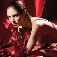 Verdissima Christmas High Seduction Lingerie Collection 2012