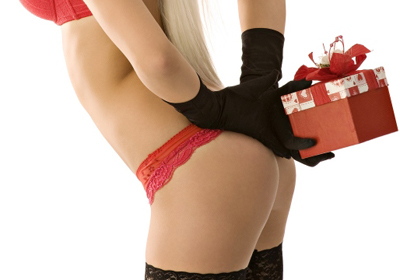 Three Sexy Christmas Lingerie Ideas