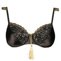 Black Magic Collection by Esty Lingerie