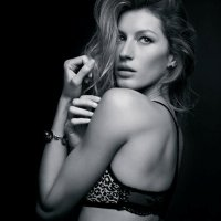 Gisele Bundchen Goes Burlesque for Her Lingerie 2011 Campaign