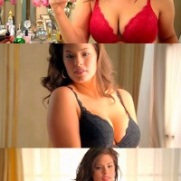 Plus-size bra ad is banned on American TV, considered raunchy