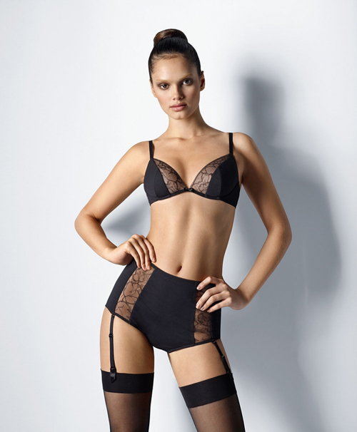 Wolford SS 2010 Lingerie Collection