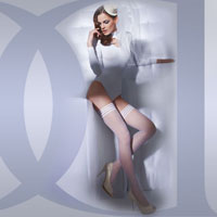 Gatta Fall Winter 2012 Bridal Stockings Collection